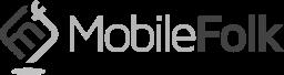 logo mobilefolk dark